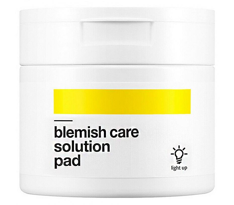 BellaMonster blemish care solution pad 70pads