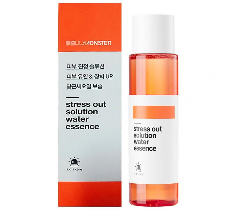 BellaMonster Stress out solution water essence 6.76fl.oz/200ml