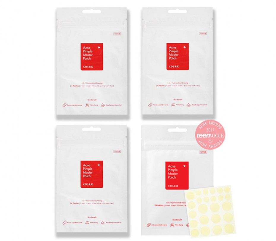 COSRX Acne Pimple Master (24 patches) - 4sheets