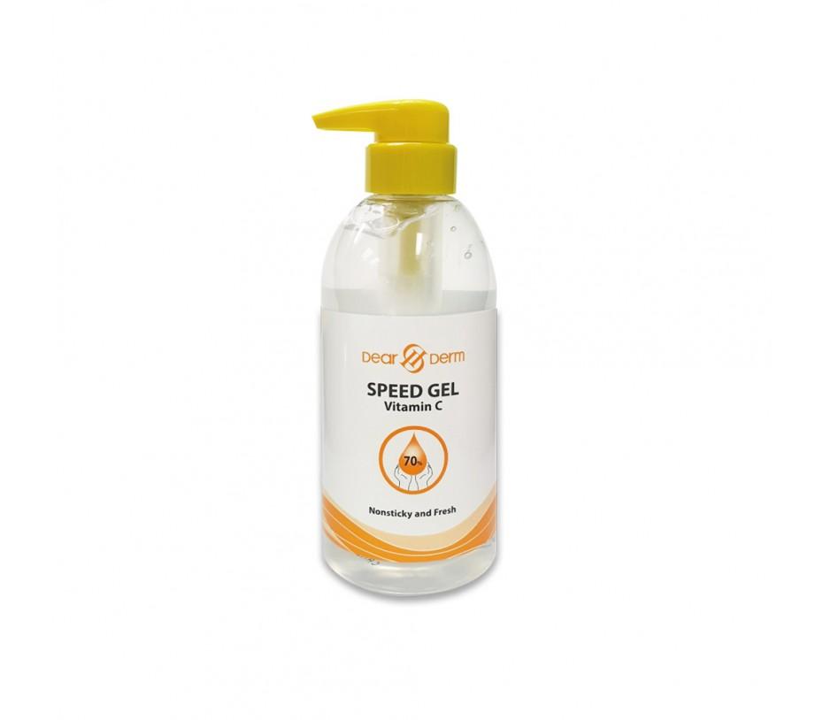 Dearderm Speed Gel Vitamin C Hand Sanitizers 16.90fl.oz/500ml