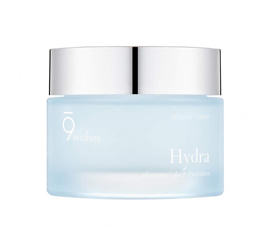 9wishes Hydra Ampule Cream 1.7fl.oz/50ml