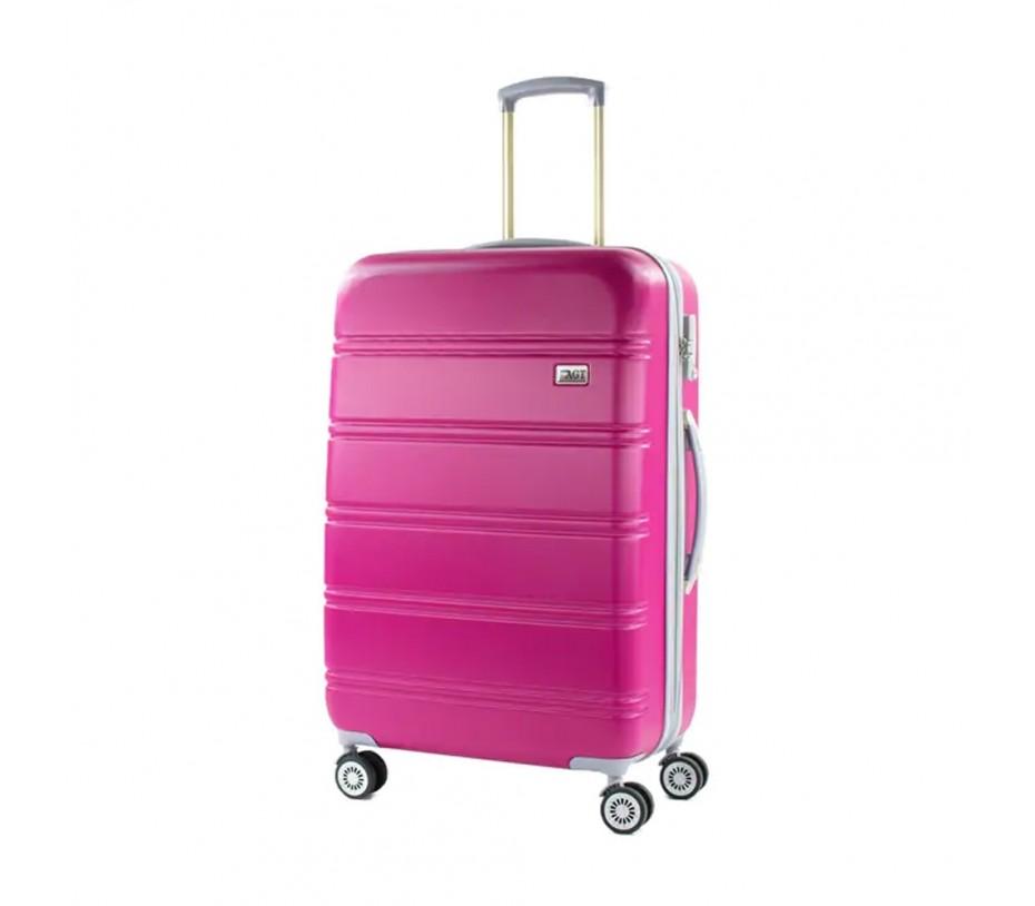 AMERICAN GREEN TRAVEL PLATEAU Luggage Pink 26 inch