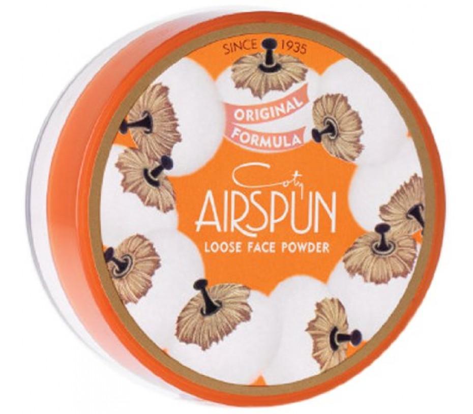 Coty Airspun Loose Powder (Muted Beige) 2.3oz/65g