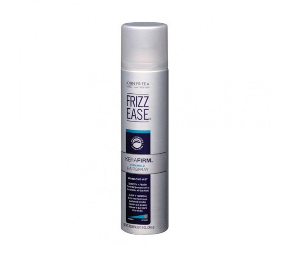 John Frieda Frizz Ease KeraFirm Firm Hold Hairspray 13oz/369g