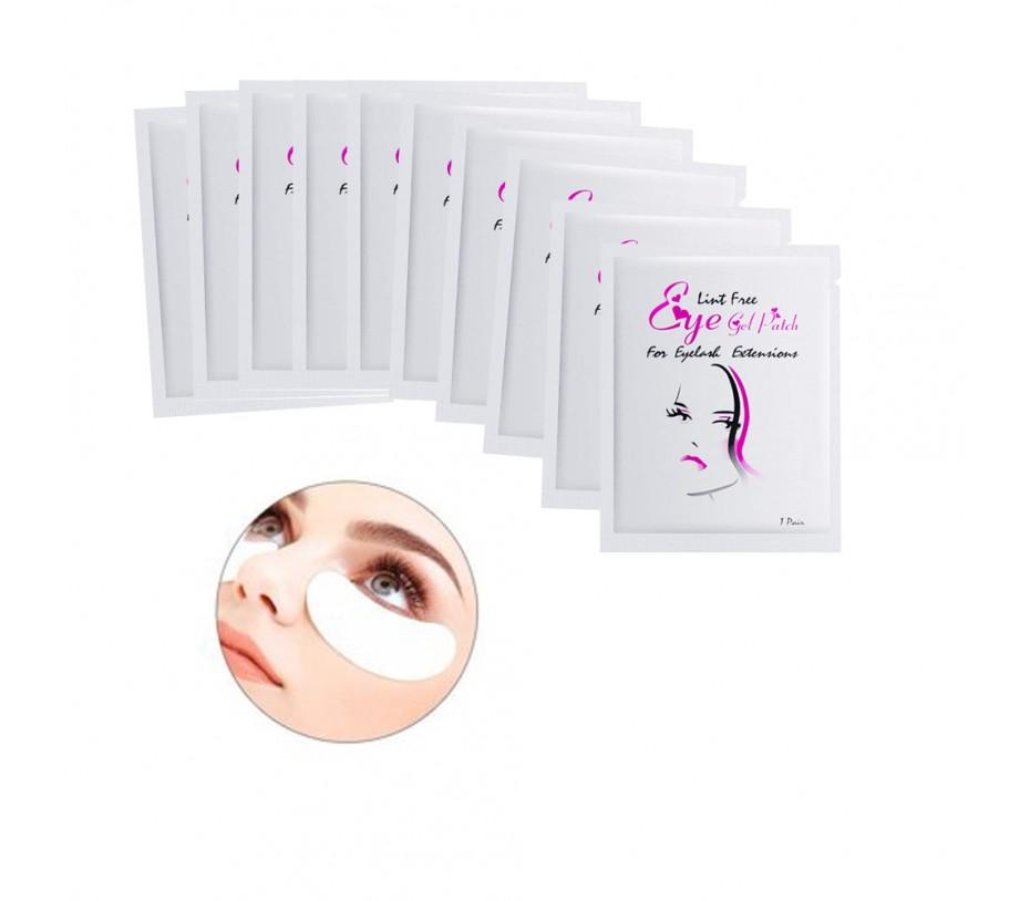 Lint Free Eye Gel Patch for Eyelash Extension 10pairs