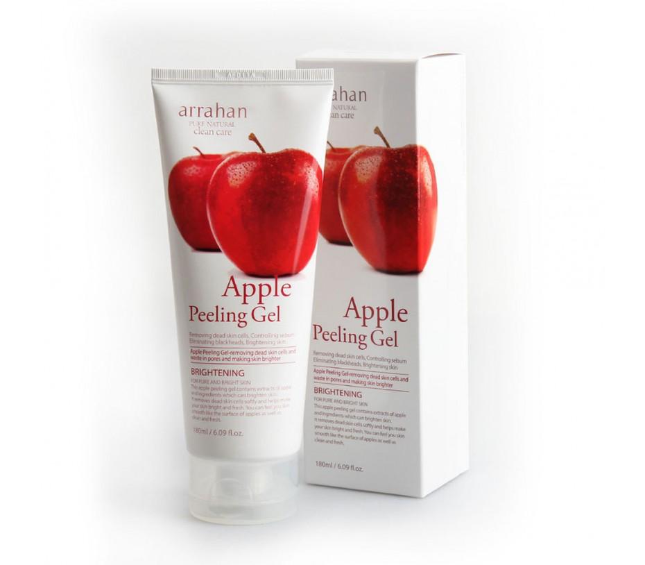 arrahan Apple Peeling Gel 6.09fl.oz/180ml