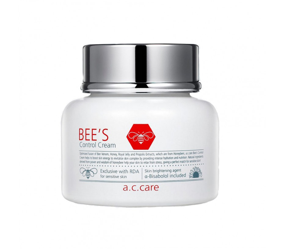 A.C. Care Bee's Control Cream 1.69oz/50ml