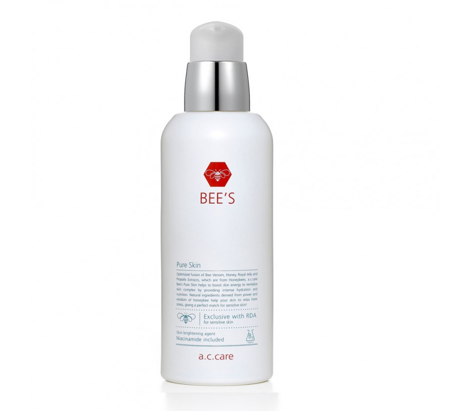 Honeybee facial toner
