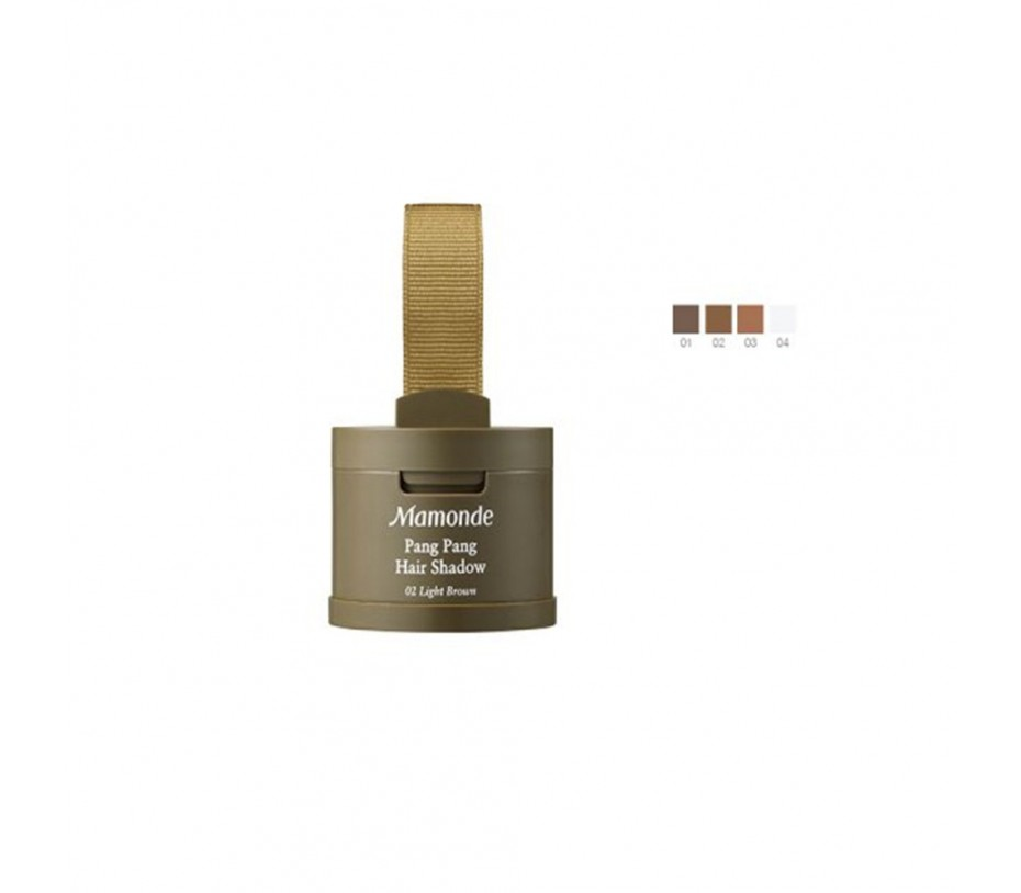 Amore Mamonde Pang Pang Hair Shadow (02 Light Brown) 0.12oz/3.4g