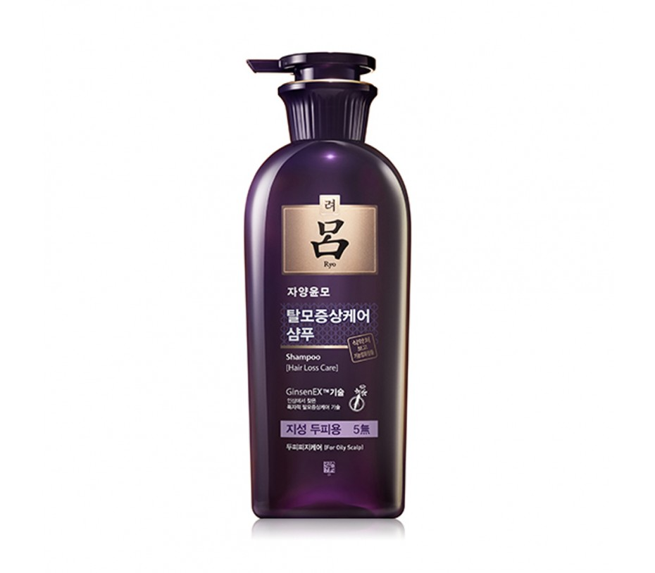 Amore Ryoe Anti-Hair Loss Shampoo For Oily Scalp 13.52fl.oz/400ml