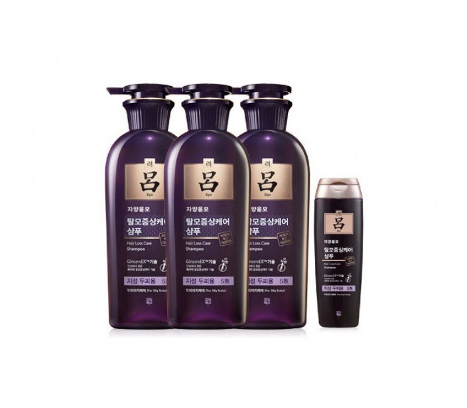 Amore Ryoe Hair Loss Care Shampoo Set