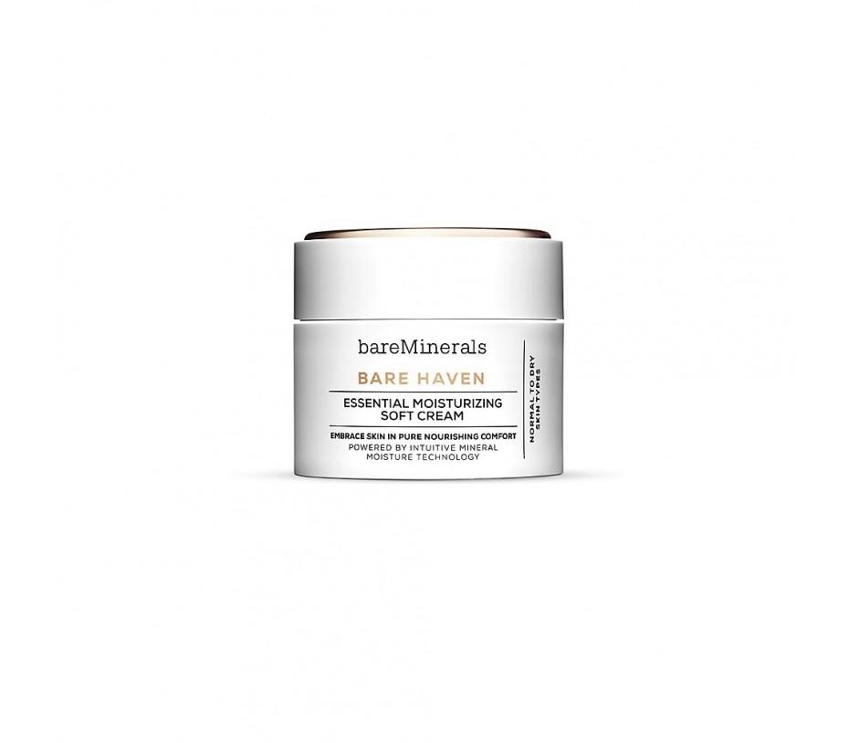 Bare Escentuals Skinsorials Bare Haven Essential Moisturizing Soft Cream 1.75oz/50g