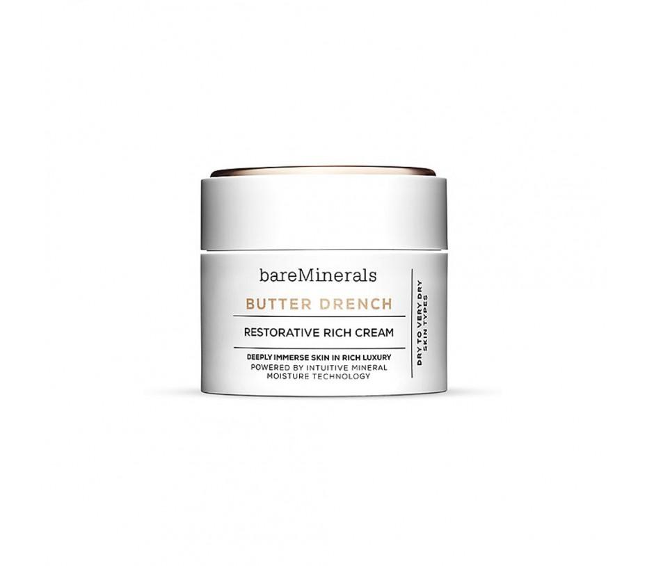 Bare Escentuals Skinsorials Butter Drench Restorative Rich Cream 1.75oz/50g