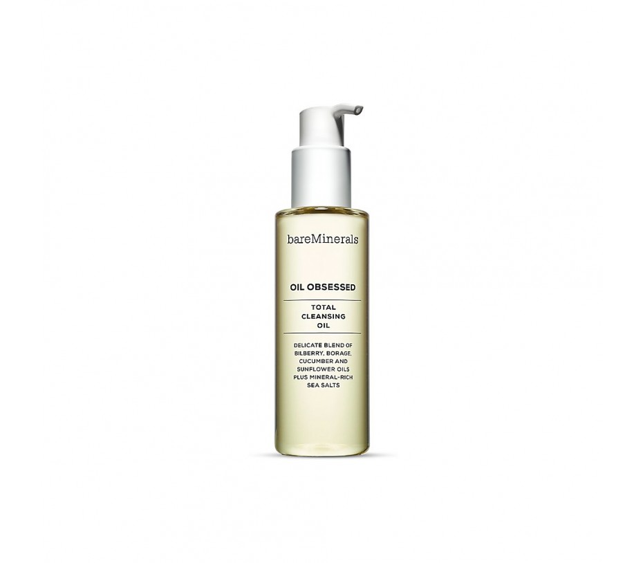Bare Escentuals Skinsorials Oil Obsessed Total Cleansing Oil 6.08fl.oz/180ml