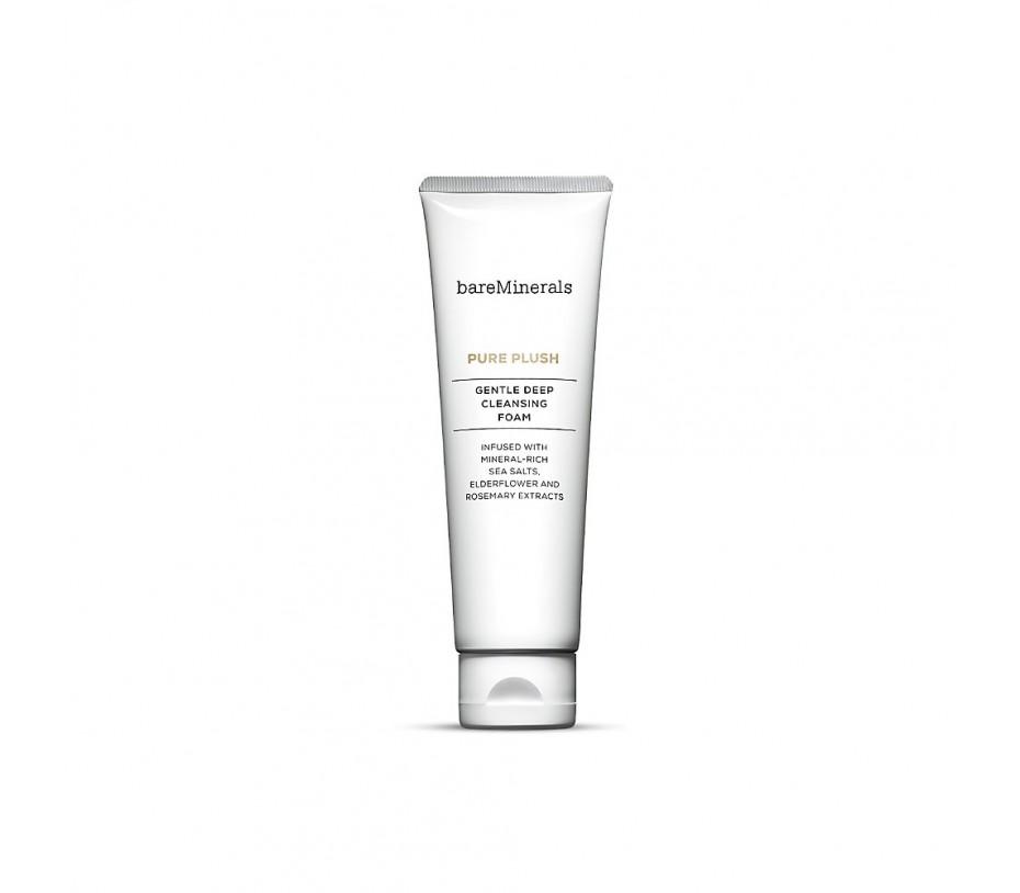 Bare Escentuals Skinsorials  Pure Plush Gentle Deep Cleansing Foam 4.25oz/120g
