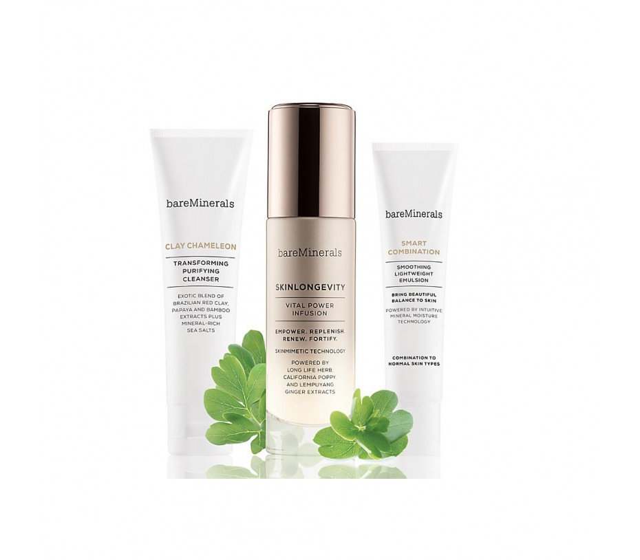 Bare Escentuals Skinsorials Purify. Empower. Moisturize (Normal to Combination)
