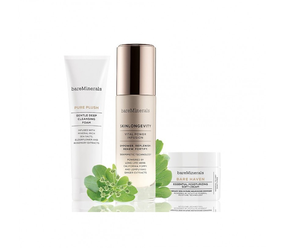 Bare Escentuals Skinsorials Purify. Empower. Moisturize (Normal to Dry)