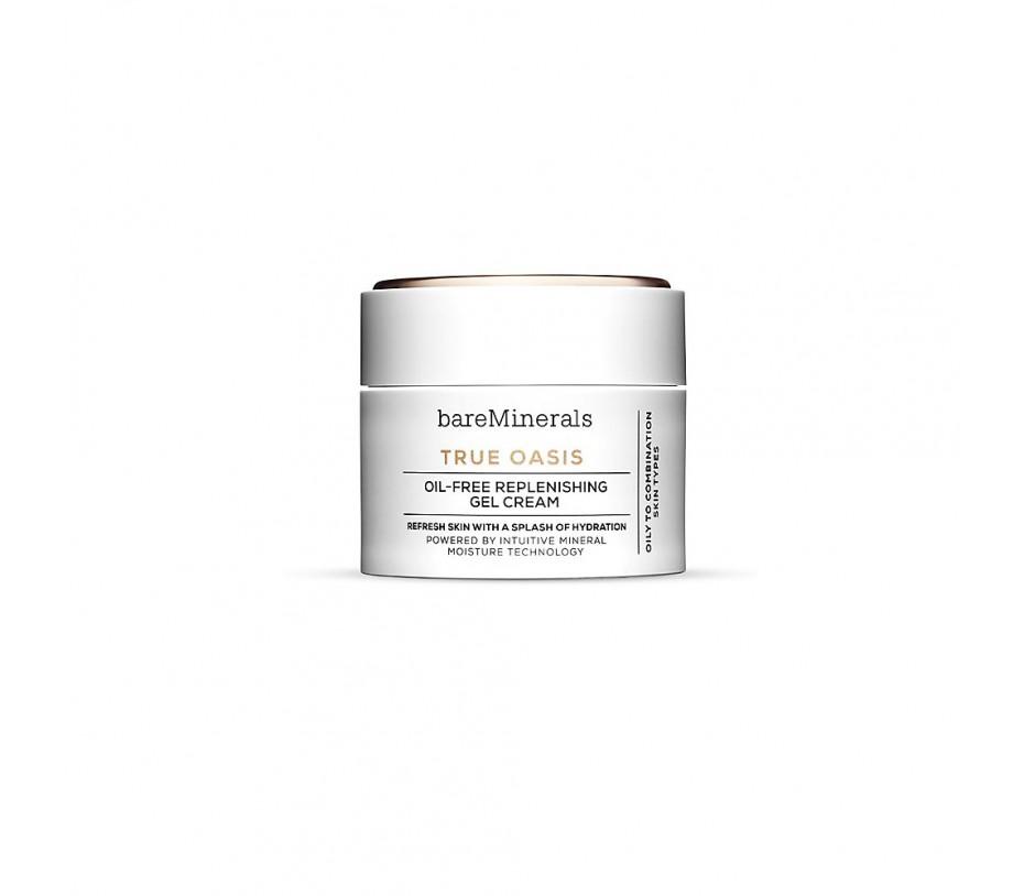 Bare Escentuals Skinsorials True Oasis Oil-Free Replenishing Gel Cream 1.75oz/50g