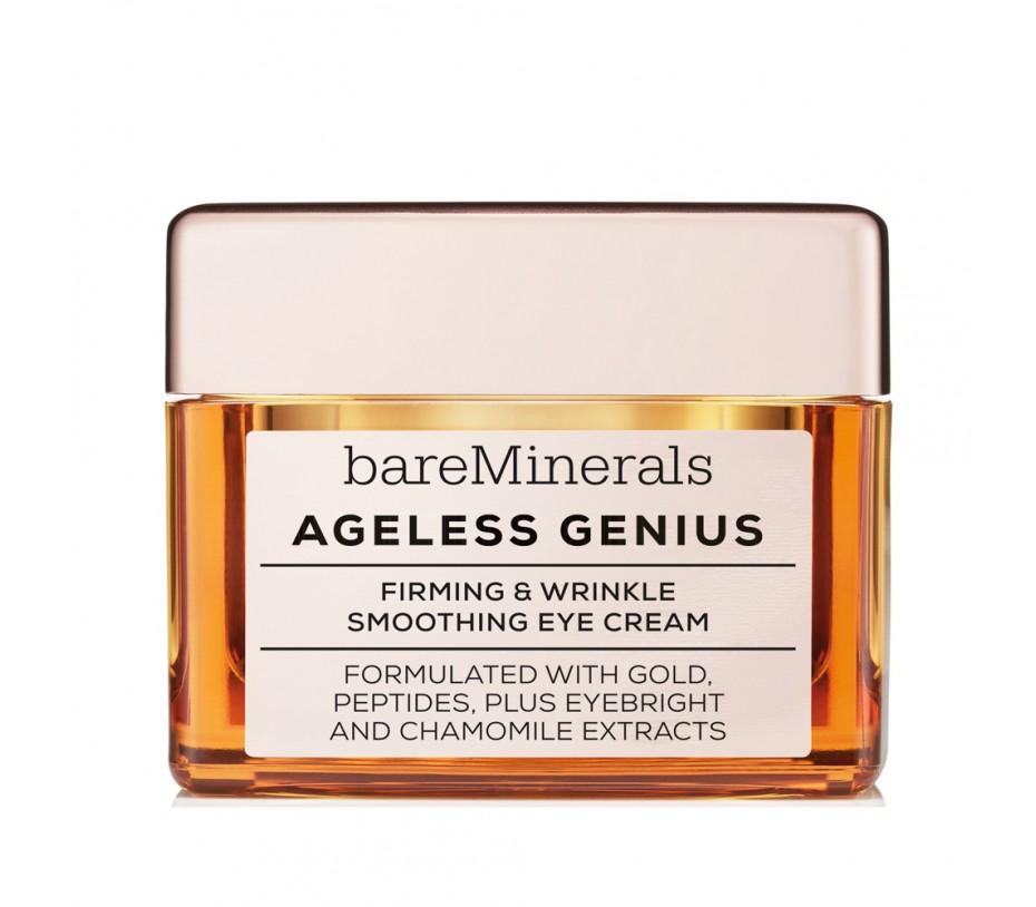 Bareminerals  Ageless Genius Firming & Wrinkle Smoothing Eye Cream 0.5oz/15g