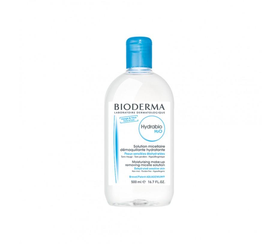 Bioderma Hydrabio H20 16.7fl.oz/500ml