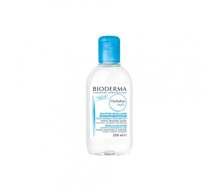 Bioderma Hydrabio H2O 8.33fl.oz/250ml