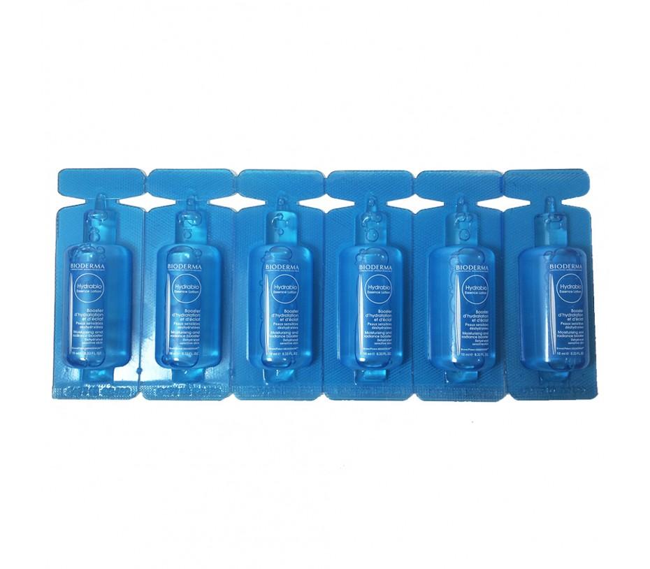 Bioderma Hydrabio essence Toning Lotion sample size (6 tubes)