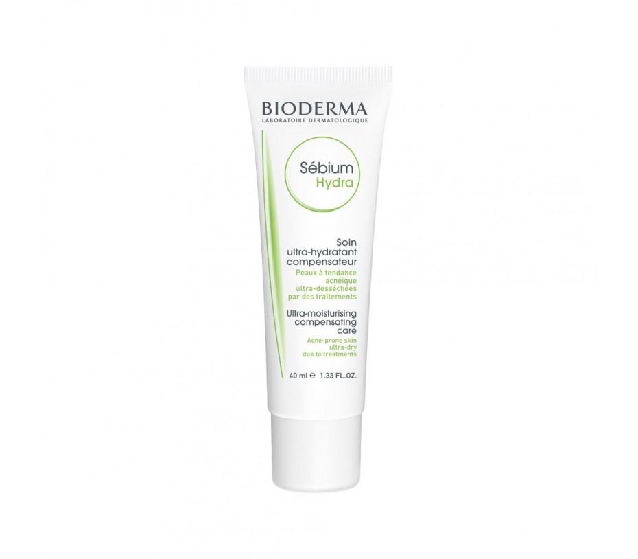 Bioderma Sebium Hydra Cream 1.33fl.oz/40ml