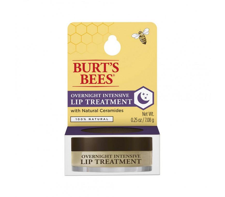 Burt's Bee Overnight Intensive Lip Treatment 0.25oz/7.08g