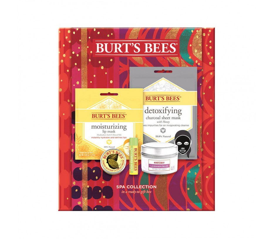 Burt's Bee Spa Collection