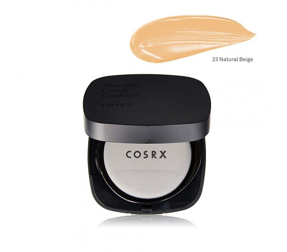 COSRX Blemish Cover Cushion 23 Natural Beige 0.52oz/15g