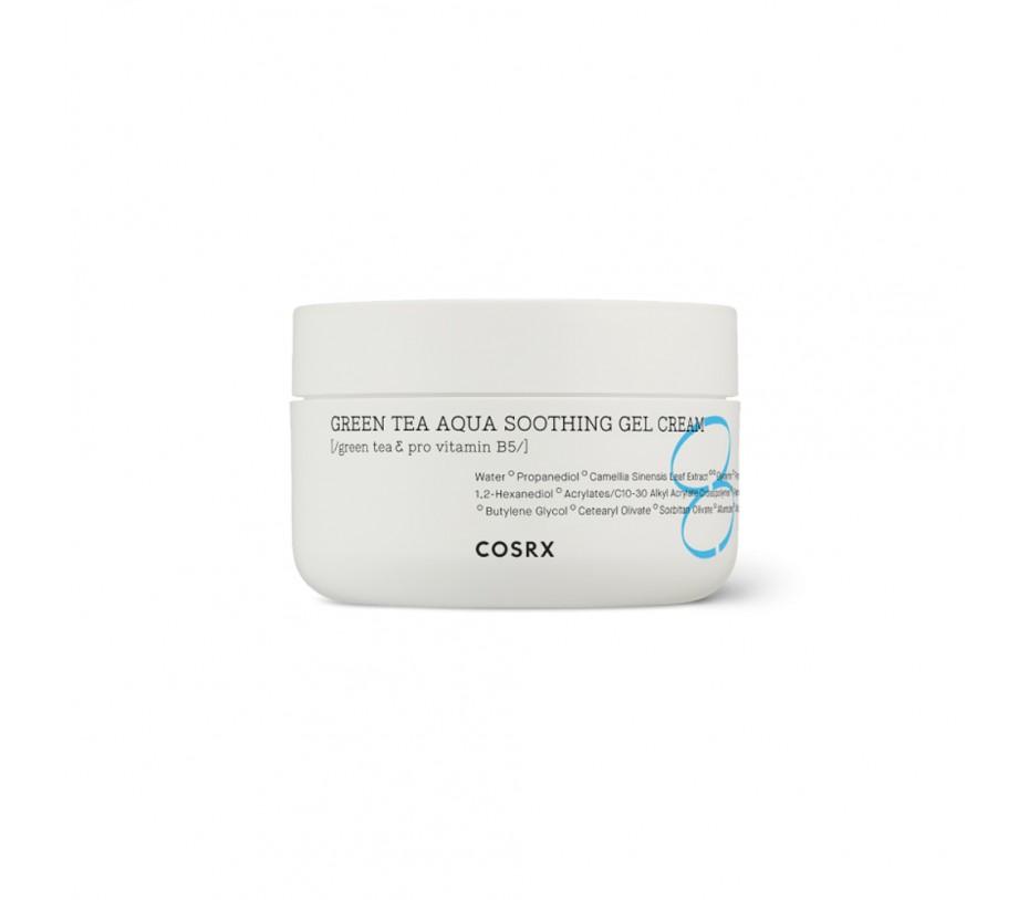 COSRX Green Tea Aqua Soothing Gel Cream 1.69fl.oz/50ml