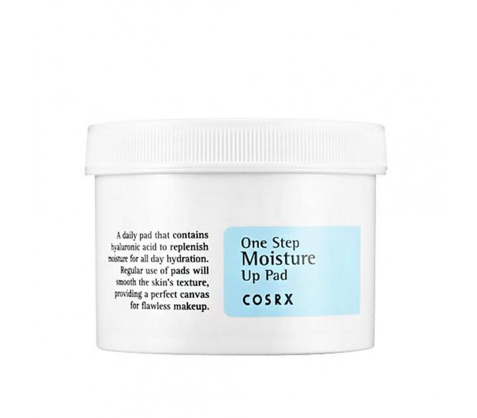 COSRX One Step Moisture Up Pad 4.56fl.oz/70 Pads