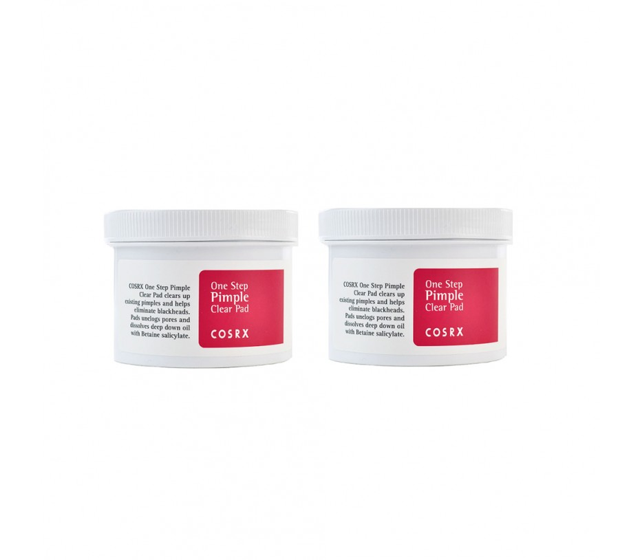 COSRX One Step Pimple Clear Pad (2packs)