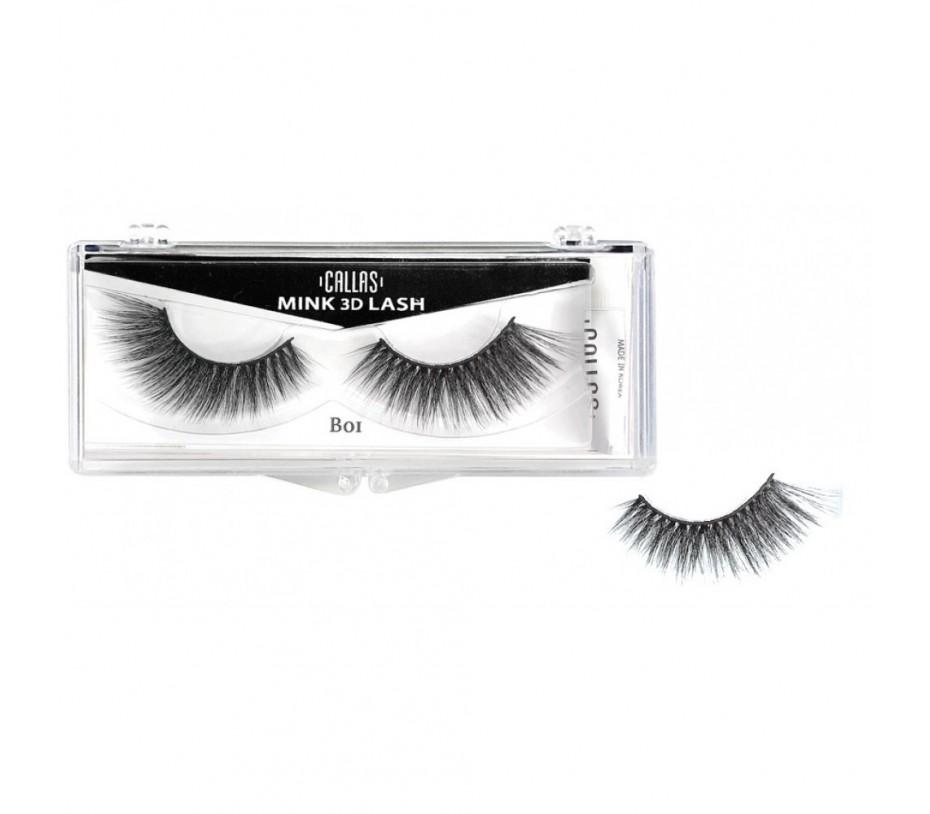 Callas 3D Mink Eyelash B01