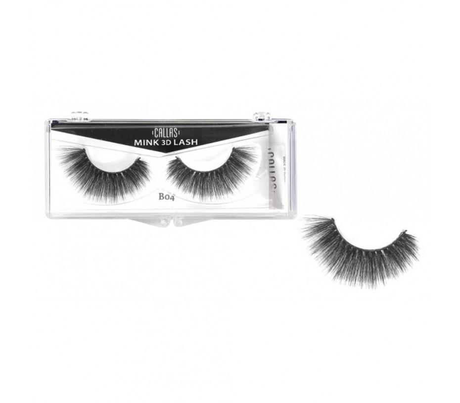 Callas 3D Mink Eyelash B04