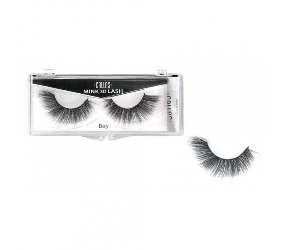 Callas 3D Mink Eyelash B05