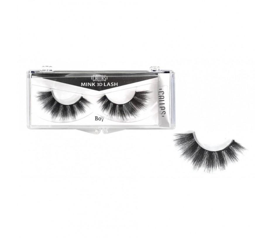 Callas 3D Mink Eyelash B07