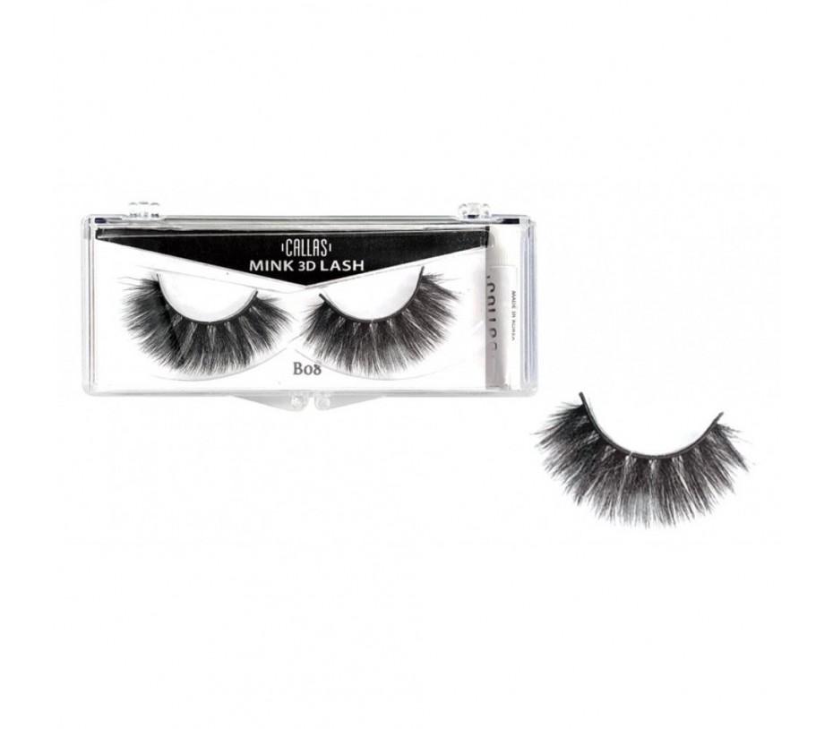 Callas 3D Mink Eyelash B08