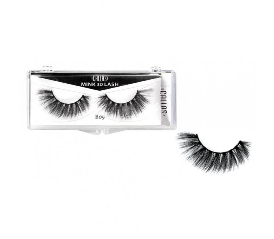 Callas 3D Mink Eyelash B09