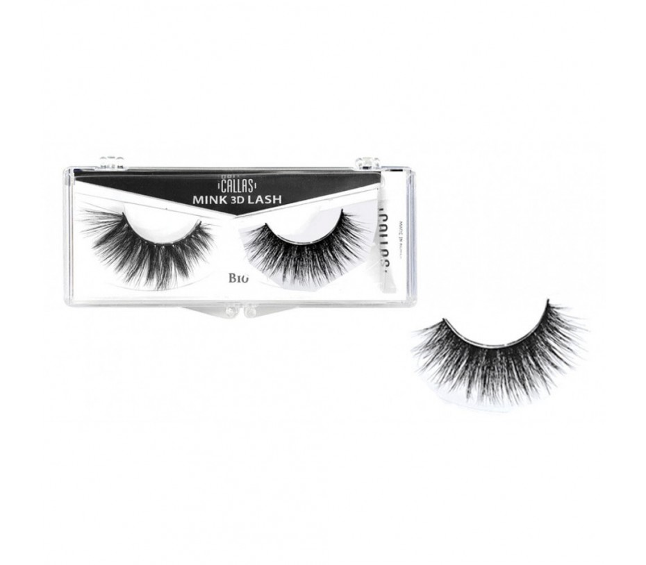 Callas 3D Mink Eyelash B10