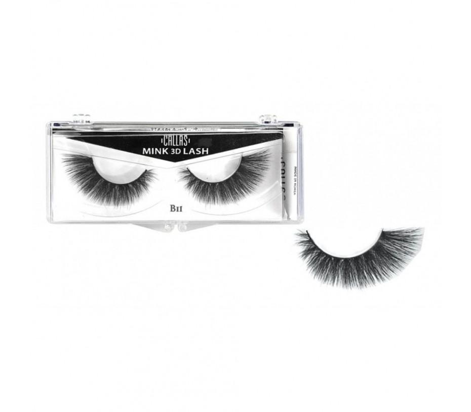 Callas 3D Mink Eyelash B11