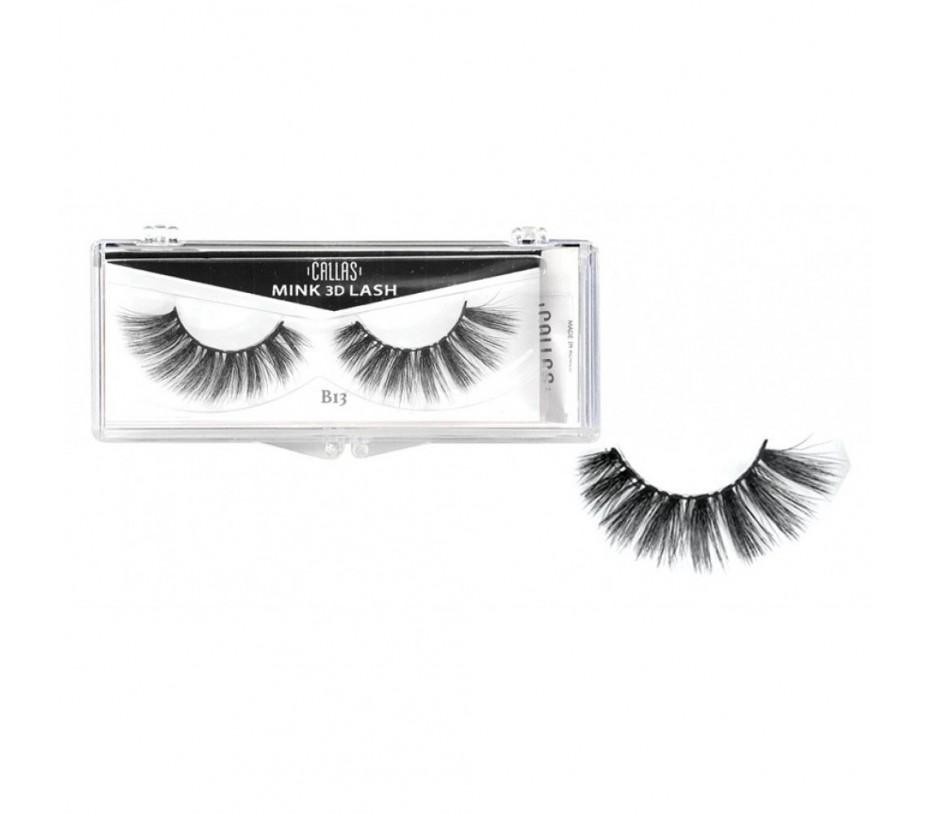 Callas 3D Mink Eyelash B13