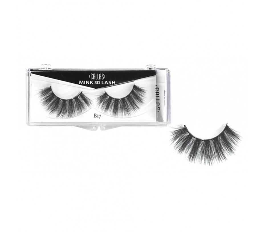 Callas 3D Mink Eyelash B17