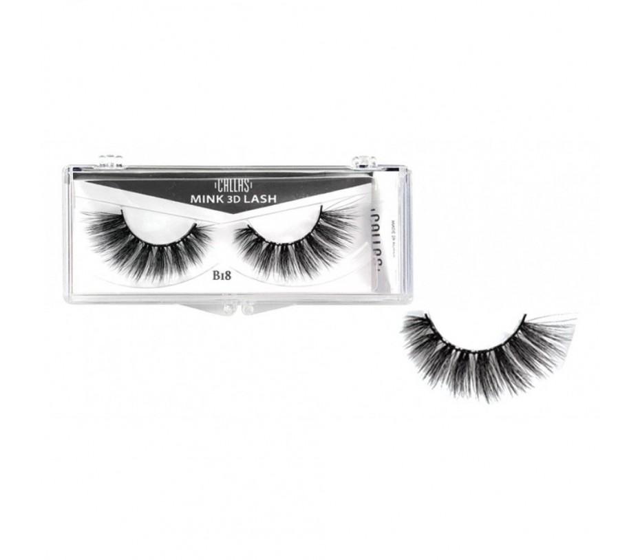 Callas 3D Mink Eyelash B18