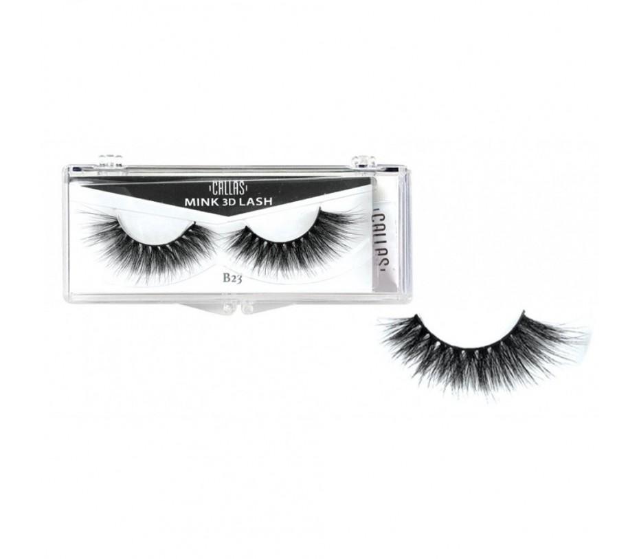 Callas 3D Mink Eyelash B23