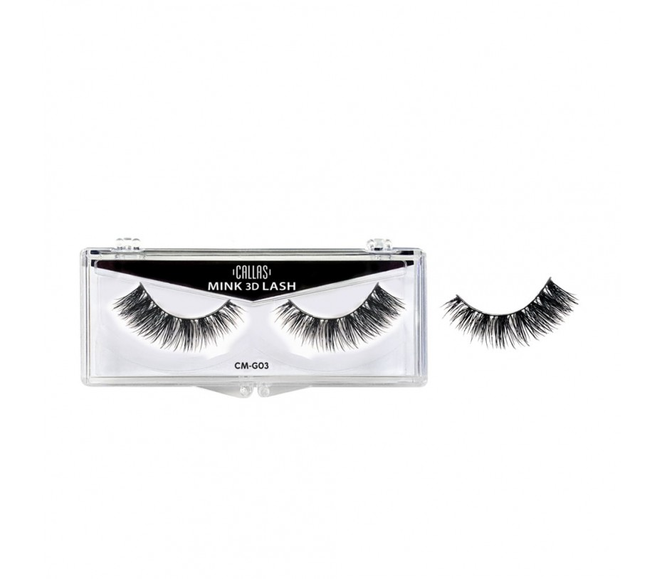 Callas 3D Mink Eyelash (CM-G03)