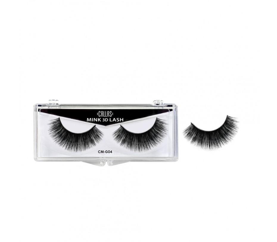 Callas 3D Mink Eyelash (CM-G04)