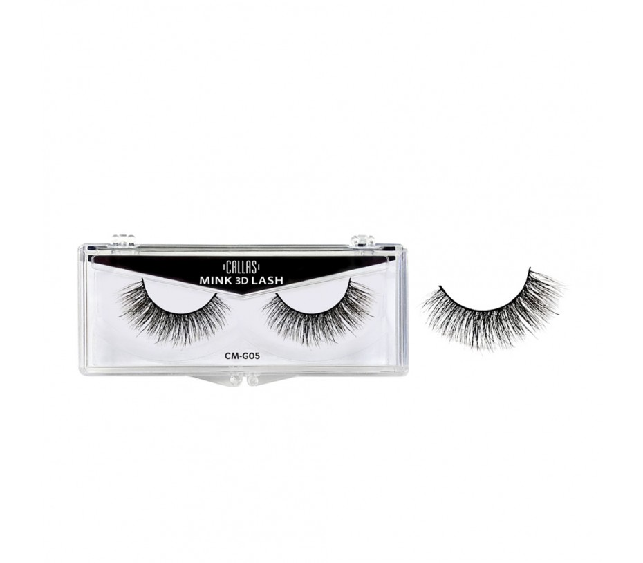 Callas 3D Mink Eyelash (CM-G05)