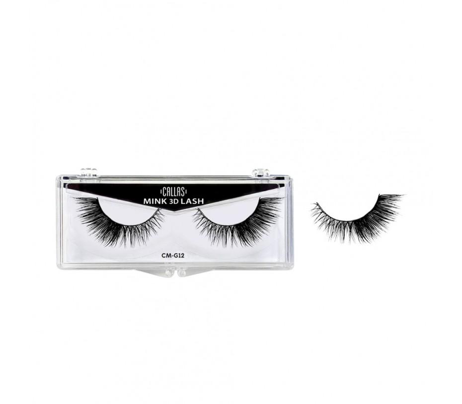 Callas 3D Mink Eyelash (CM-G12)
