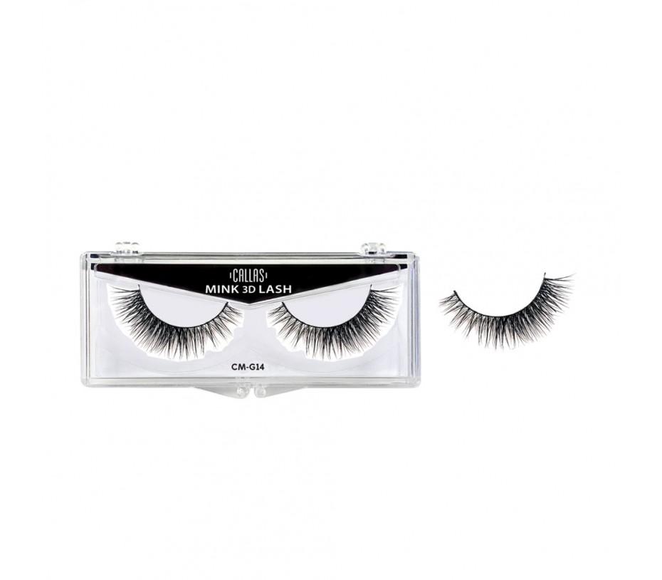 Callas 3D Mink Eyelash (CM-G14)